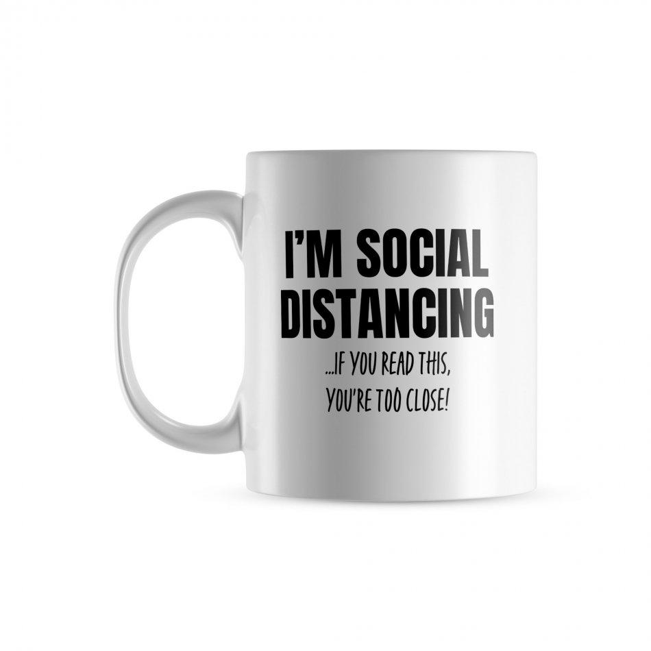 I'm Social Distancing