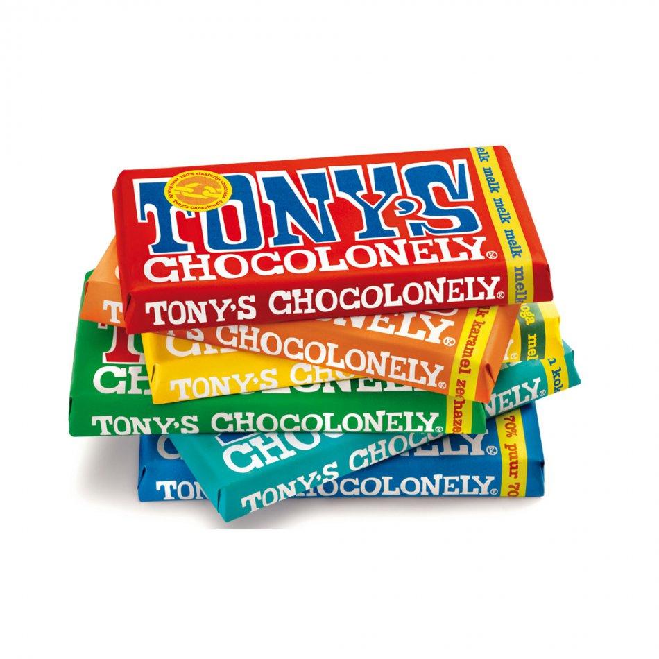 Tony's Topper - op naam