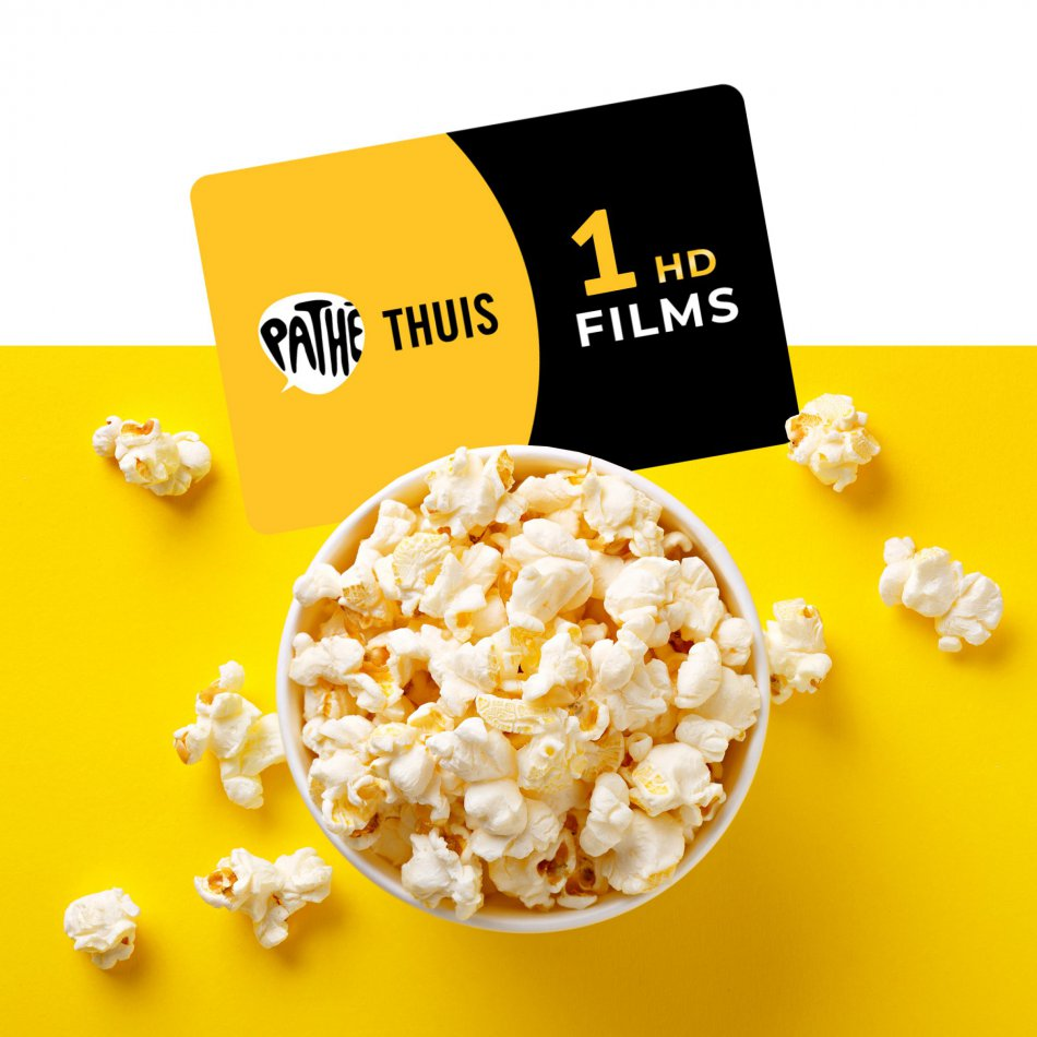Pathé Thuis 1 film E-voucher