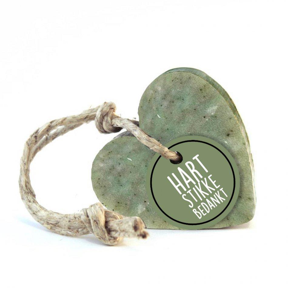 Soap on a Rope Hart-stikke Bedankt! Olive