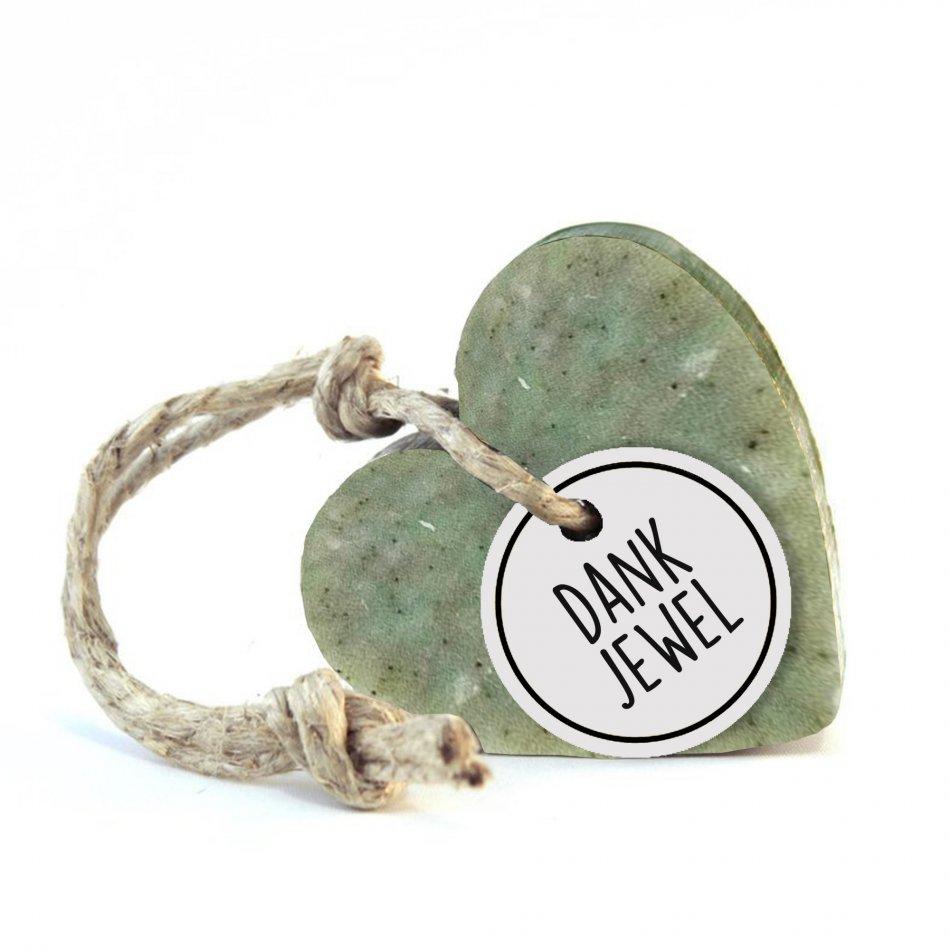 Soap on a Rope Dankjewel Olive