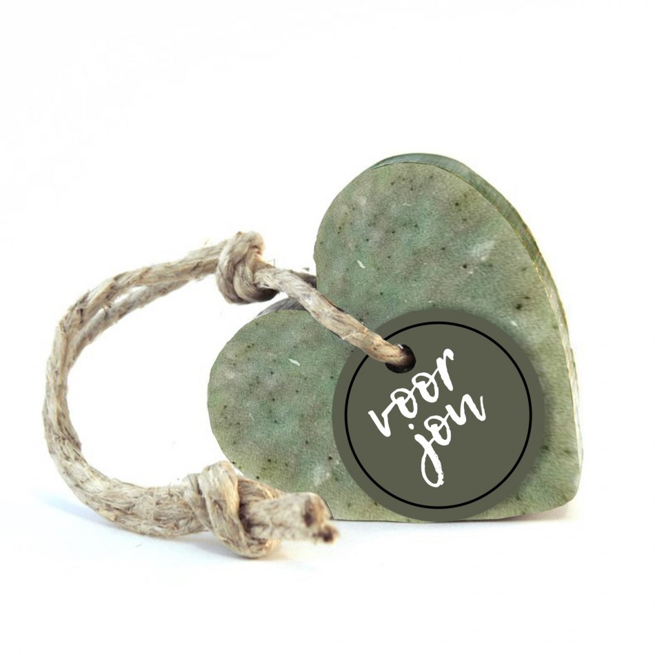 Soap on a Rope Voor Jou Olive