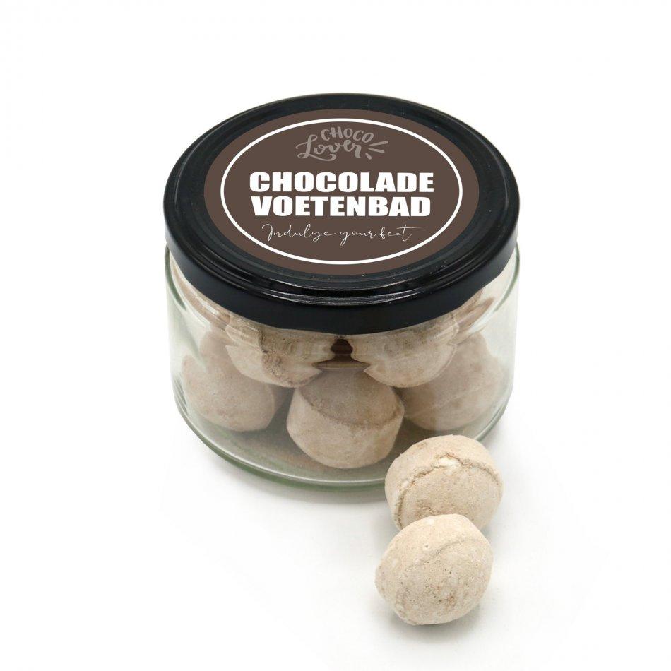 Chocolade (Voeten)Bad Bruisballen