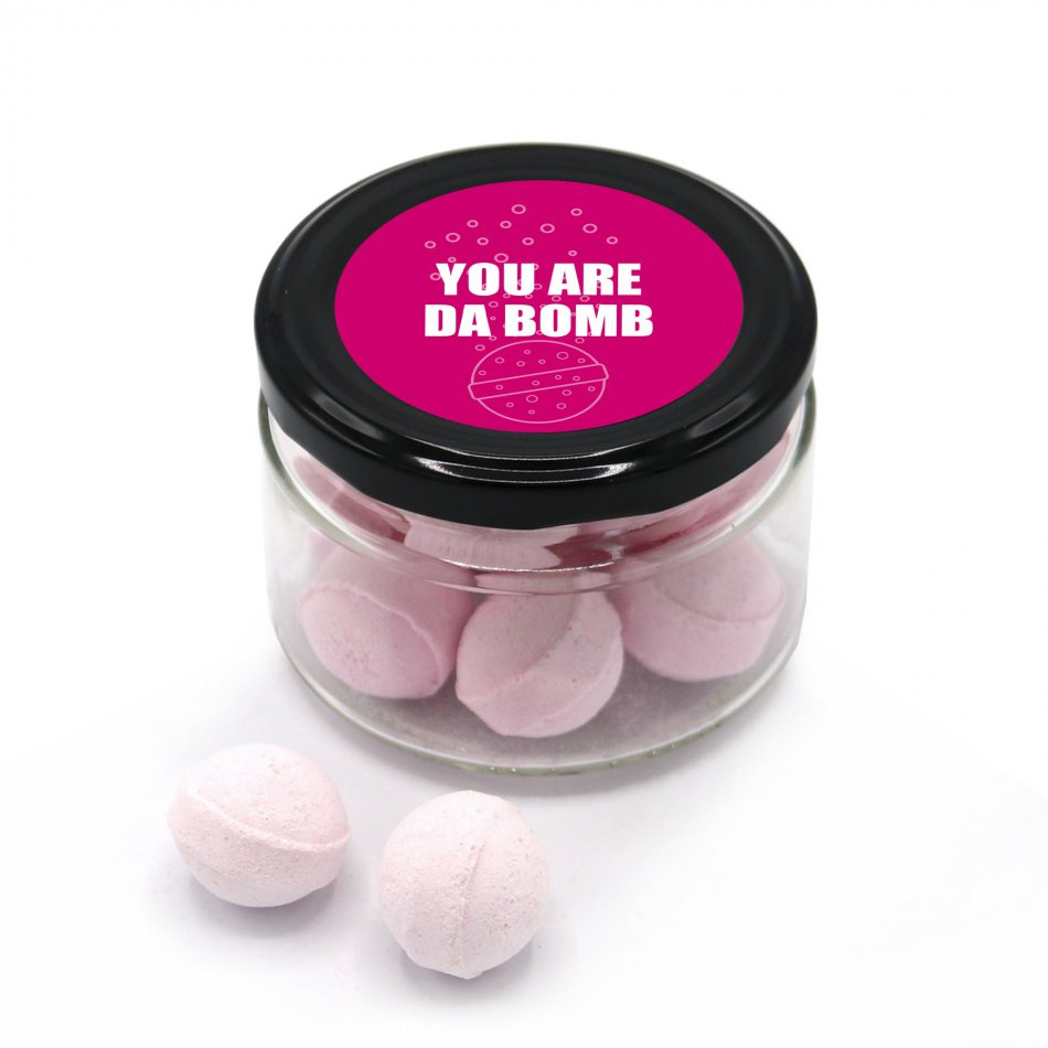 You Are Da Bomb - Wild Roses (Voeten)Bad Bruisballen